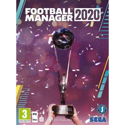 Football Manager 2020 Gra PC Electro 556558
