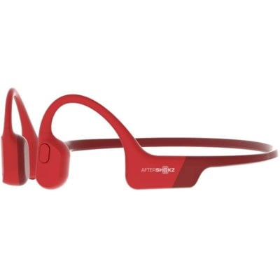 Słuchawki nauszne AFTERSHOKZ Aeropex Czerwony Electro 556587