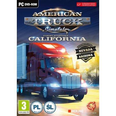 American Truck Simulator Gra PC Electro 556606