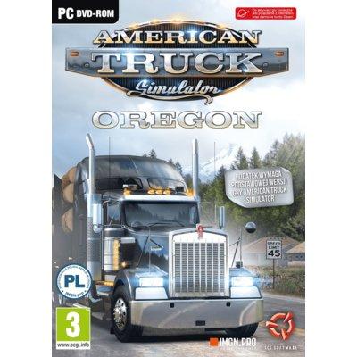 American Truck Simulator: Oregon Gra PC Electro 556609