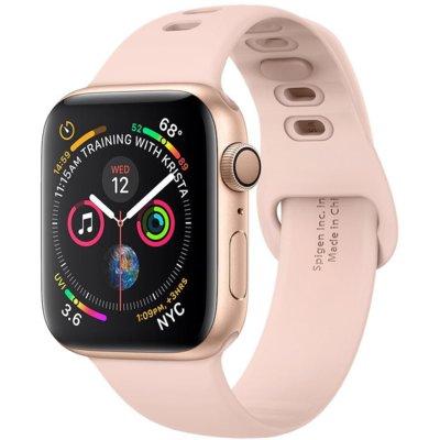 Pasek SPIGEN do Apple Watch (42/44 mm) Różowo-złoty