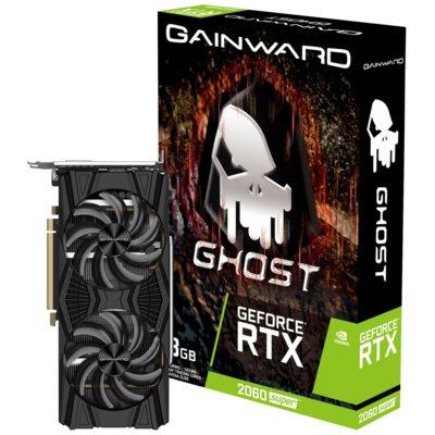 Karta graficzna GAINWARD GeForce RTX 2060 Super Ghost 8GB Electro 558246