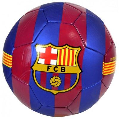 Piłka nożna FC BARCELONA (rozmiar 5) Niebiesko-czerwony Electro 239835
