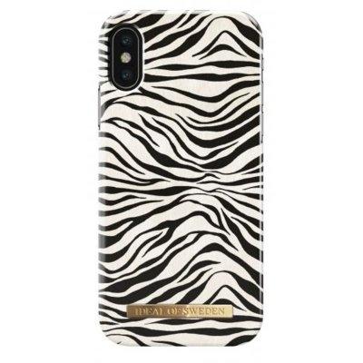 Etui IDEAL OF SWEDEN Zafari Zebra do Apple iPhone X/Xs Electro 559584