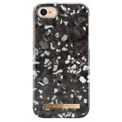 Etui IDEAL OF SWEDEN Midnight Terazzo do Apple iPhone 6/6S/7/8 Electro 559548