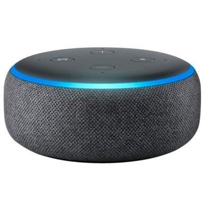 Głośnik mobilny AMAZON Echo Dot 3 Czarny