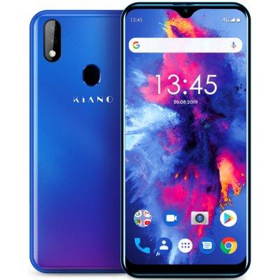 Smartfon KIANO Elegance 6.1 Pro Niebieski Electro 557898