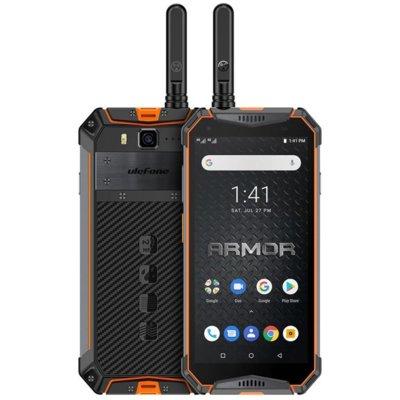 Smartfon ULEFONE Armor 3WT Pomarańczowy Electro 558349