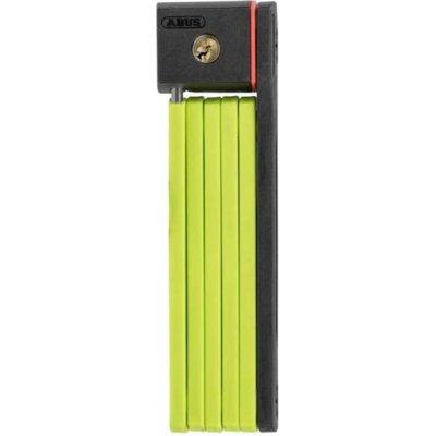 Zapięcie rowerowe ABUS Bordo Ugrip 5700/80 Folding lock Składane Limonkowy Electro 559776