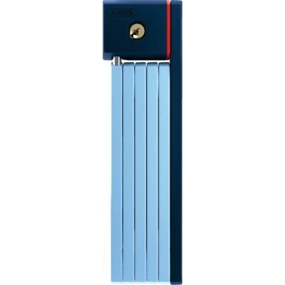 Zapięcie rowerowe ABUS Bordo Ugrip 5700/80 Folding lock Składane Niebieski Electro 559780