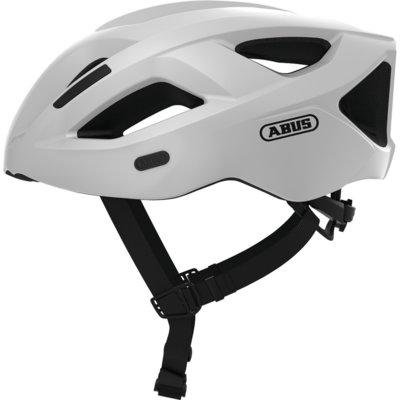Kask rowerowy ABUS Aduro 2.1 Biały Szosowy (rozmiar L) Electro 559821