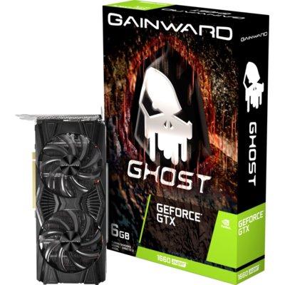 Karta graficzna GAINWARD GeForce GTX 1660 Super Ghost 6GB Electro 255136