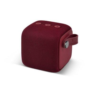 Głośnik mobilny FRESH N REBEL Rockbox Bold S Ruby Red Bordowy Electro e1237157