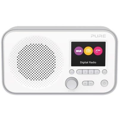 Radio PURE ELAN E3 Biało-szary Electro 559915