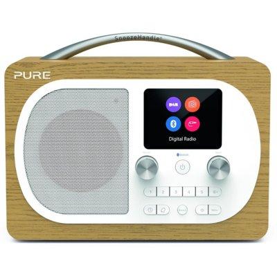 Radioodtwarzacz PURE Evoke H4 Dąb Electro 559932