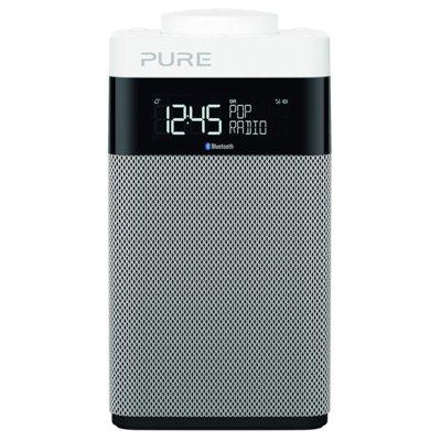 Radiobudzik PURE Pop Midi Szary Electro 559943