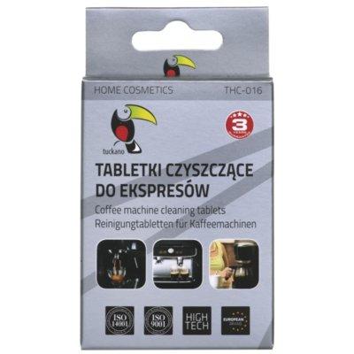 Tabletki czyszczące TUCKANO THC-016 (6 sztuk) Electro 298342