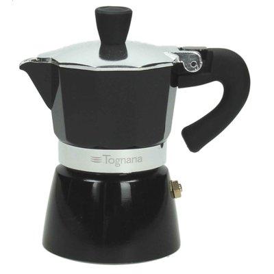 Kawiarka TOGNANA Coffee Star 3 TZ Czarny Electro e1238511