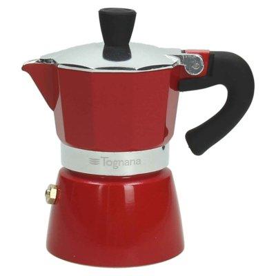 Kawiarka TOGNANA Coffee Star 6 TZ Czerwony Electro e1238519
