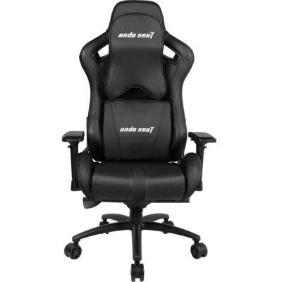 Fotel ANDA SEAT Kaiser Series Premium Czarny Electro 560217