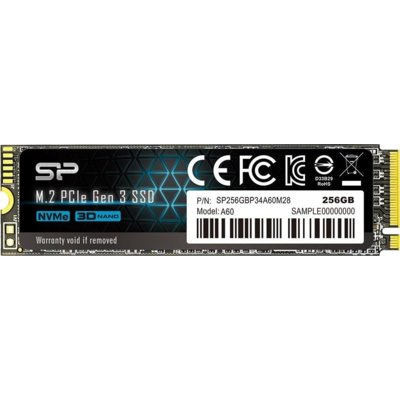 Dysk SILICON POWER P34A60 256GB SSD Electro 319557