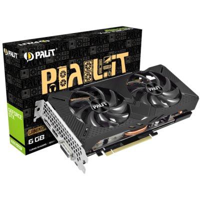 Karta graficzna PALIT GeForce GTX 1660 Super GP OC 6GB Electro 315623