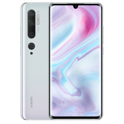 Smartfon XIAOMI Mi Note 10 6/128GB Biały