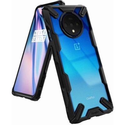 Etui RINGKE Fusion X do OnePlus 7T Czarny transparentny Electro 560842
