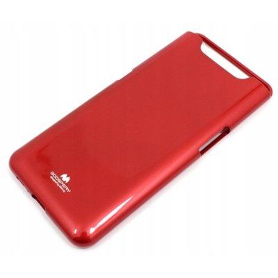 Etui MERCURY Jelly do Samsung Galaxy A80 Czerwony Electro 561071