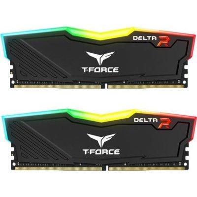 Pamięć RAM TEAM GROUP Delta RGB 16GB 3200MHz Electro 649604