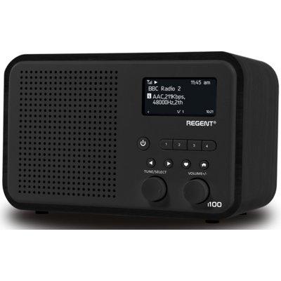 Radio FERGUSON Regent i100 Czarny Electro 561273