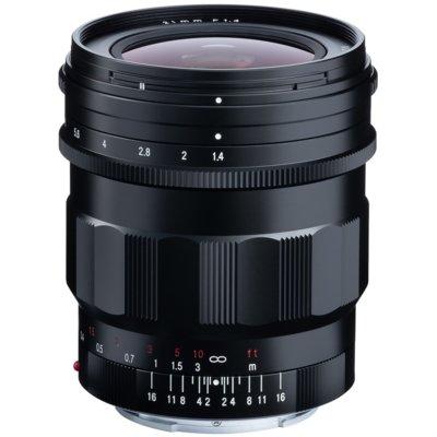 Obiektyw VOIGTLANDER Nokton 21 mm f/1.4