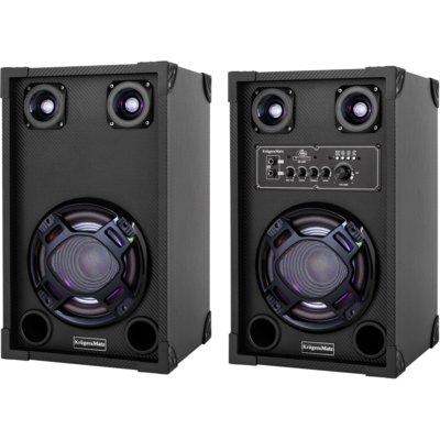 Kolumny głośnikowe KRUGER&MATZ StageLite Czarny Electro 563481