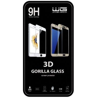 Szkło hartowane WINNER GROUP 3D do Apple iPhone Xs Max/11 Pro Max Czarny Electro 888492