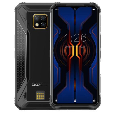 Smartfon DOOGEE S95 Pro Czarny Electro 561529