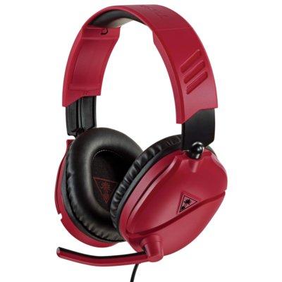 Słuchawki TURTLE BEACH Recon 70N Nintendo Switch Czerwony Electro 561733
