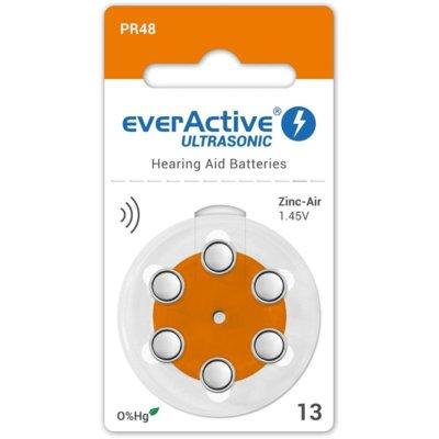 Baterie PR48 EVERACTIVE Ultrasonic 13 (6 szt.) Electro 562122