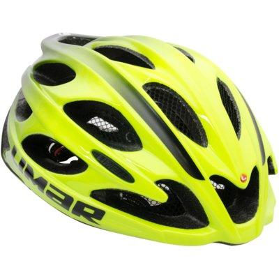 Kask rowerowy LIMAR Ultralight+ Żółty (rozmiar M) Electro 562375