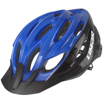 Kask rowerowy LIMAR Scrambler Niebieski Miejski (rozmiar M) Electro 562491