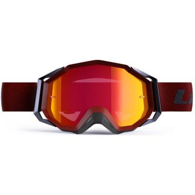 Okulary rowerowe LIMAR Roc Czerwony Electro 562495