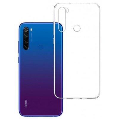 Etui 3MK Clear Case do Xiaomi Redmi Note 8T Przezroczysty Electro 562583