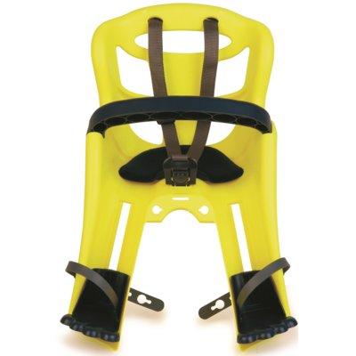 Fotelik rowerowy BELLELLI Tatoo Plus Żółty Electro 562606