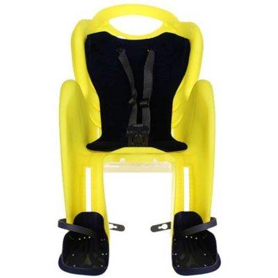 Fotelik rowerowy BELLELLI Mr Fox Standard Żółty Electro 562615