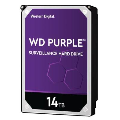 Dysk WD Purple Surveillance 14TB HDD Electro e1251808