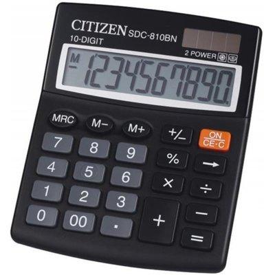 Kalkulator CITIZEN SDC-810NR Electro 562741