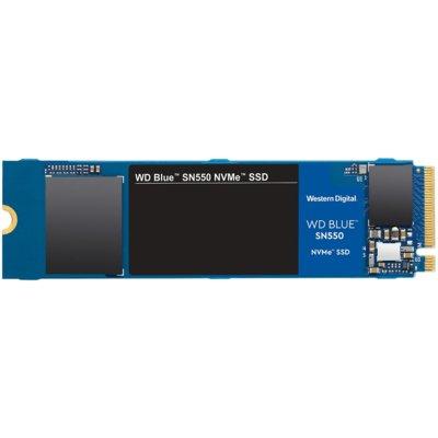 Dysk WD Blue SN550 500GB SSD Electro 201889