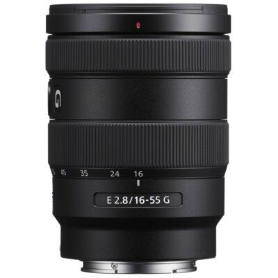Obiektyw SONY E 16-55 mm f/2.8 G