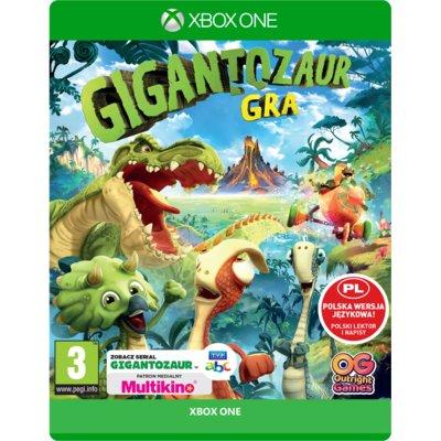 Gigantozaur Gra XBOX ONE Electro 563247