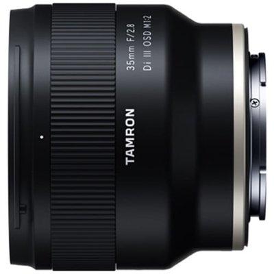 Obiektyw TAMRON 35 mm f/2.8 Di III OSD M1:2 Electro 563438