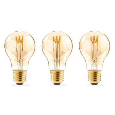 Żarówka LED NEDIS LEDBTFE27A603P (3 szt.) Electro 563614